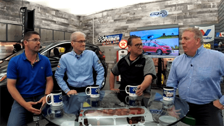 SuperShow sur la chevrolet Bolt